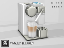 Fancy Decor: Coffee Machine
