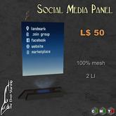.- TES -. - Social Media Panel