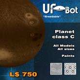 UFOBot Planet Class C