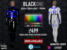 .:B1:. Cybersuit - ROM for Gianni