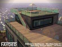 FAYDED - LH Windlass Sky Deck Add On
