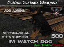 OCC Customs - Land IM Watchdog Package