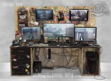 -DRD- Powergaming Shed - Desk