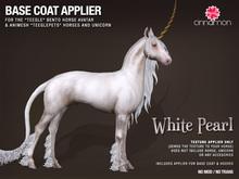 *CINNAMON* Teegle base coat_ White Pearl -BOX (add me)
