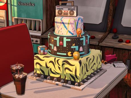 Terrific Second Life Marketplace Aphrodite Hiphop 80 90Ies Birthday Funny Birthday Cards Online Inifodamsfinfo