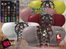 ShuShu WINTER ROMANCE bustier top W Hud - SLink - Maitreya - Belleza - by AnaLee