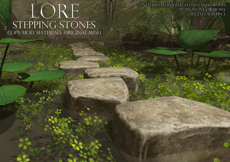 {LORE} Stepping Stones