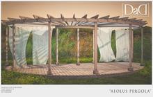 Aeolus Pergola - 100% original mesh