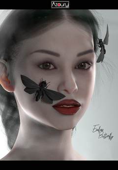 AZOURY - Endless Butterfly