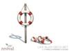 .:revival:. life buoy deco set