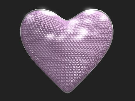 Jewelry Box Heart Tip Jar