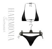 * Harmonia - Black Sugar Bikini - Maitreya Hourglass Freya