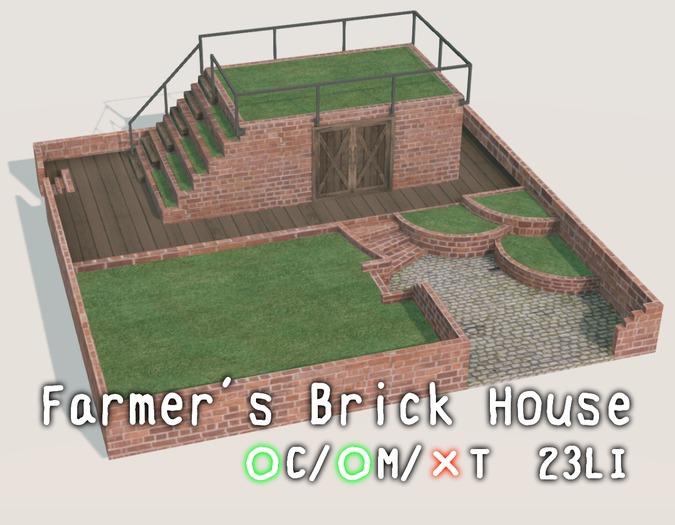 [FP] Farmer's Brick House