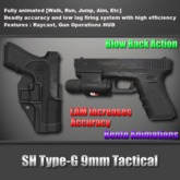 SH Type-G 9mm Tactical