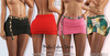 MELIA Female COLOR SKIRT FATPACK - MESH - Maitreya Lara, Belleza Freya - FashionNatic