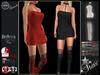 Stars - Maitreya, Belleza, Slink - Kathy dress & boots