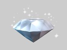 Sparkly Diamond Tipjar