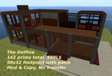 The Delfina