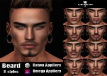 Beard-Catwa / Omega Appliers  5