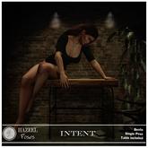 .::Hazeel::. Intent ~Bento Pose