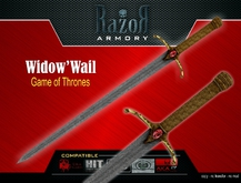 ..::Razor::.>> Widow'wail <<(BOXED)