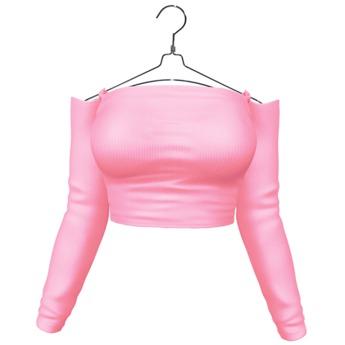 EVIE - Adrenaline Top - Pink
