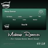 MakeUp Remover - Catwa