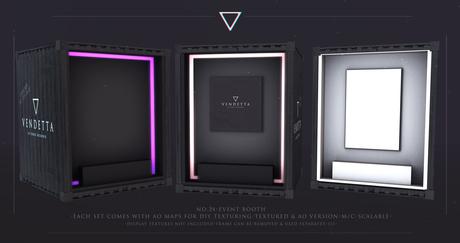 vendetta. event booth - no. 24