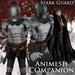 { Jewel } Stark Animesh Companion Knight (Follows you!)