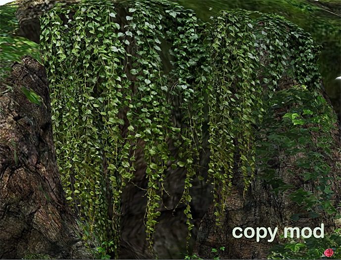 Hanging Vines Long - Copy Mod