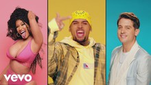 {Co} Chris Brown ~ Wobble Up ft. Nicki Minaj, G-Eazy