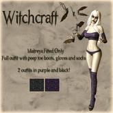 Witchcraft /By: Infernal Alchemy
