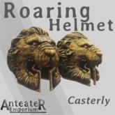 Anteater Emporium - Roaring Helmet - Casterly