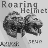 Anteater Emporium - Roaring Helmet - Ashemark