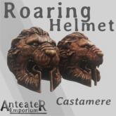 Anteater Emporium - Roaring Helmet - Castamere