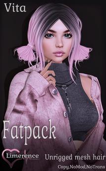{Limerence} Vita hair-Fatpack PROMO PRICE