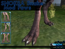 Snokra Snake MOD PAWS