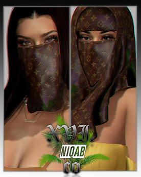 [XVI] Niqab