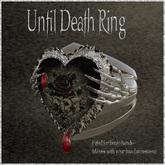 Until Death Ring/ By: Infernal Alchemy