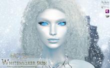 -Elemental- 'Aria' White Walker Skin