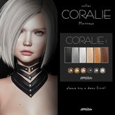 amias - CORALIE collar 1