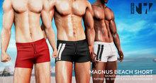 Nero - Magnus Beach Short - FATPACK