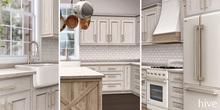 hive // modular modern farmhouse kitchen