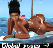 .:GB POSES 220:. Sexy Girl Surf
