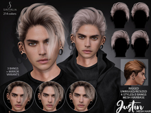 Sintiklia - Hair Justin - Naturals