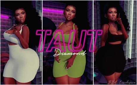 TAUT // Diamond Dress