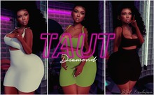 TAUT // Diamond Dress