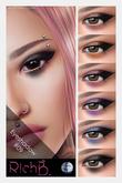 RichB. Eyeshadow #09 (Genus Head)