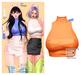 MIWAS / Freyja Turtleneck Top #Orange