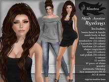 Tameless Complete Mesh Avatar Ilyrana